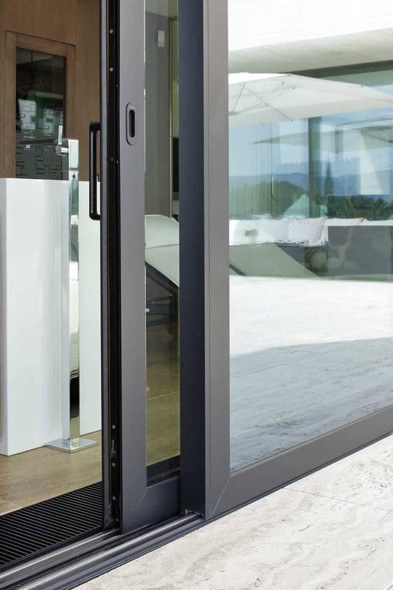aluminium sliding doors north devon