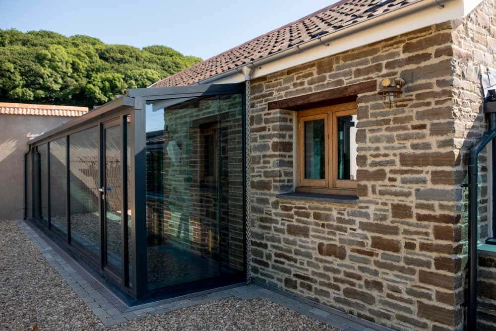 aluminium windows double glazing north devon