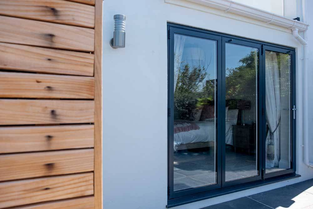 aluminium sliding doors north devon