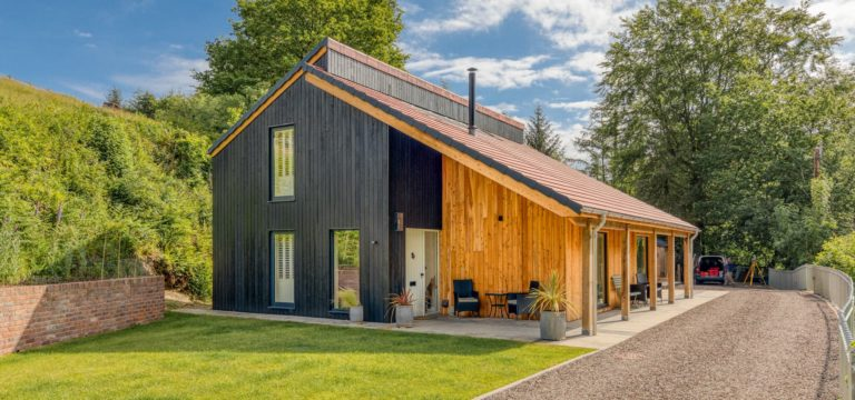 Alumitech Broomhill Lodge